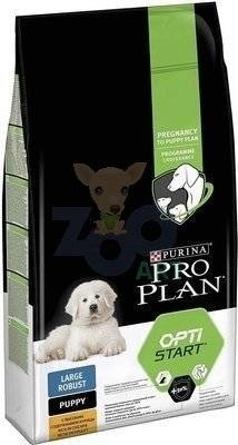 Purina Pro Plan Large Puppy Robust Optistart, kurczak i ryż 12kg