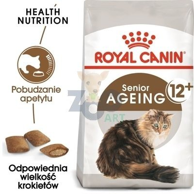 ROYAL CANIN Ageing +12 Cat  400g