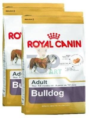 ROYAL CANIN Bulldog Adult 2x12kg