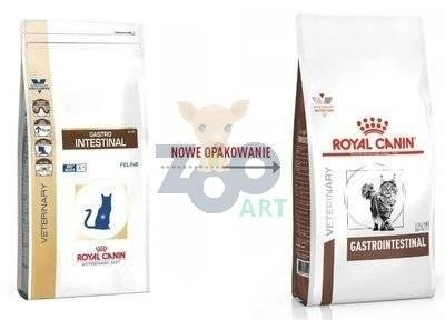 ROYAL CANIN Gastro Intestinal GI 32 2kg KOT