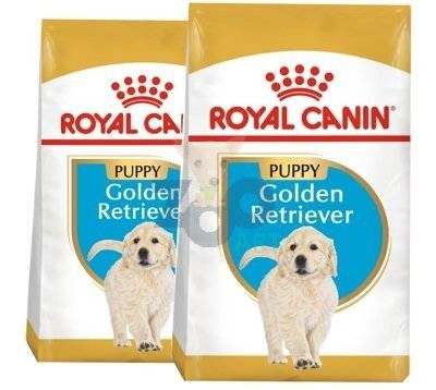 ROYAL CANIN Golden Retriever Junior 2x12kg