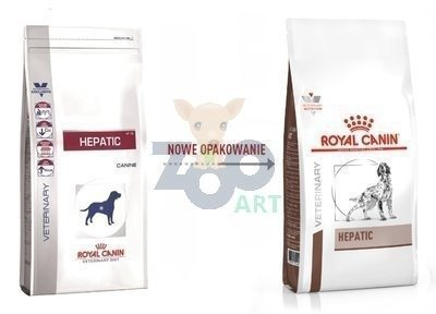 ROYAL CANIN Hepatic HF 16 1,5kg
