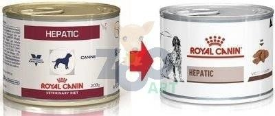 ROYAL CANIN Hepatic HF 16  200g puszka