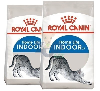 ROYAL CANIN Indoor 2x10kg