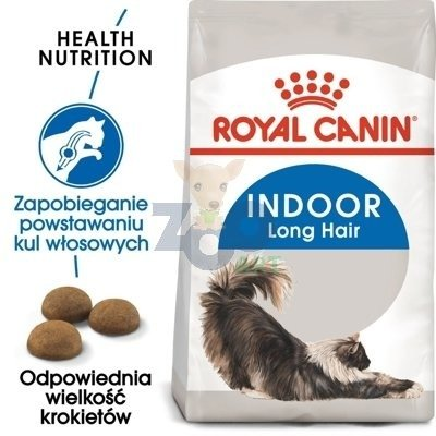 ROYAL CANIN Indoor Long Hair 2kg