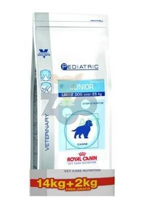 ROYAL CANIN Junior Large Dog Digest&Osteo 14kg+2kg