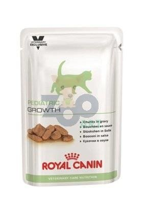 ROYAL CANIN Pediatric Growth 12x100g saszetka