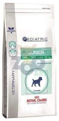 ROYAL CANIN Pediatric Junior Small Dog Digest and Dental 4kg