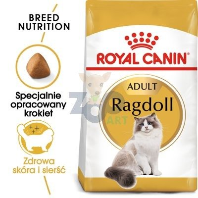 ROYAL CANIN Ragdoll Adult 400g
