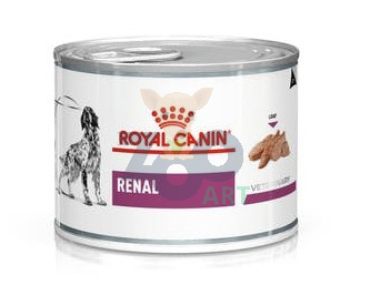 ROYAL CANIN Renal Canine 200g puszka