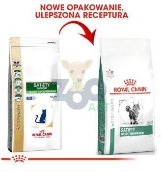 ROYAL CANIN Satiety Support Weight Management SAT 34 3,5kg + PRZESYŁKA GRATIS!!!