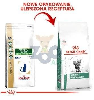 ROYAL CANIN Satiety Support Weight Management SAT34 1,5kg
