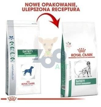 ROYAL CANIN Satiety Support Weight Management Sat 30 12kg