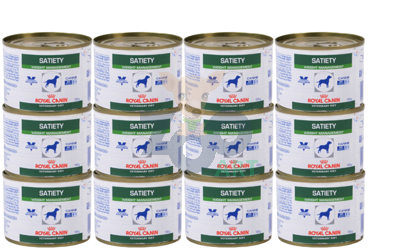 ROYAL CANIN Satiety Weight Management 12x195g puszka