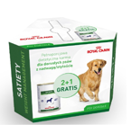 ROYAL CANIN Satiety Weight Management 2+1 410g puszka