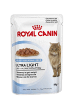 ROYAL CANIN Ultra Light w galaretce Feline 85 g saszetka
