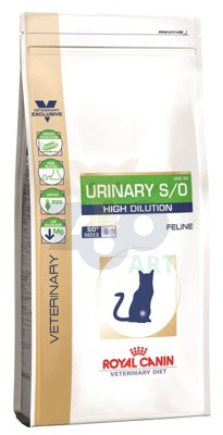 ROYAL CANIN Urinary S/O High Dilution UHD 34 400g
