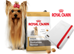 ROYAL CANIN Yorkshire Terrier Adult 7,5kg + NOTES Royal Canin