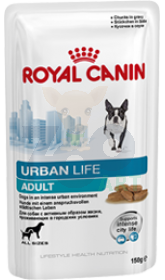 Royal Canine Urban Life Adult Dog 10x150g saszetka