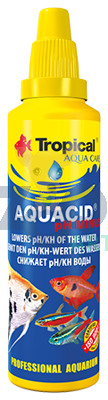 TROPICAL Aquacid pH Minus 30ml