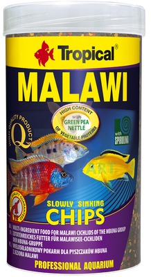 TROPICAL Malawi Chips 250ml