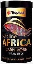 TROPICAL  Soft Line Africa Carnivore 100ml/52g