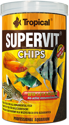 TROPICAL SuperVit Chips 250ml