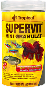 TROPICAL SuperVit Mini Granulat 250ml