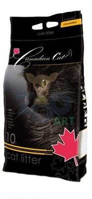 Żwirek Super Benek CANADIAN CAT UNSCENTED 10 L
