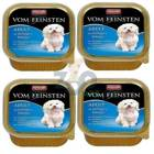ANIMONDA Dog Vom Feinsten Adult, smak: z drobiem + dorsz atlantycki 6 x 150g