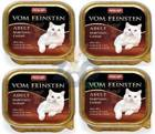 ANIMONDA Vom Feinsten Adult Cat smak: Mix różnych mięs 30 x 100g