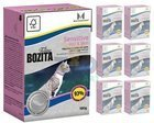 BOZITA Feline Sensitive Hair Skin 6 x 190g