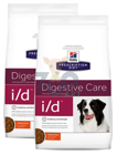 HILL'S PD Prescription Diet Canine i/d  2 x 12kg