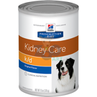 HILL'S PD Prescription Diet Canine k/d 12 x 370g - puszka