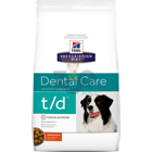 HILL'S PD Prescription Diet Canine t/d Dental Care 2x10kg