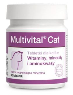 Multivital Cat 90 tab. (mini)