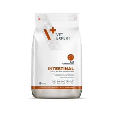 4T Veterinary Diet Cat Intenstinal 2kg