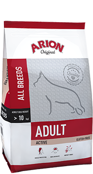 ARION Original Adult All Breeds Active 12kg
