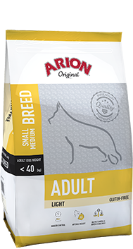 ARION Original Adult Small/Medium Breed Light 12kg