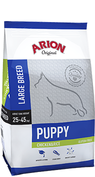 ARION Original Puppy Large Breed Chicken & Rice 12kg