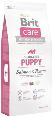 Brit Care Grain Free Puppy Salmon & Potato 2x12kg