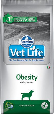 FARMINA Vet Life Dog Obesity 12kg