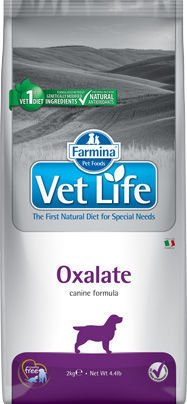 FARMINA Vet Life Dog Oxalate (Ossalati- Urinary) 2kg