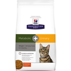 HILL'S PD Prescription Diet Metabolic + Urinary Feline 4kg + PRZESYŁKA GRATIS!!!