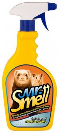 Mr. Smell Fretka i Gryzoń - preparat do usuwania zapachu moczu - 500ml