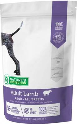NATURES PROTECTION Lamb Adult 500g