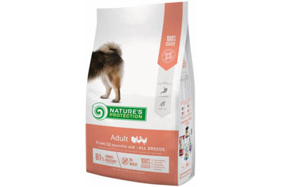 NATURES PROTECTION Medium Adult 12kg