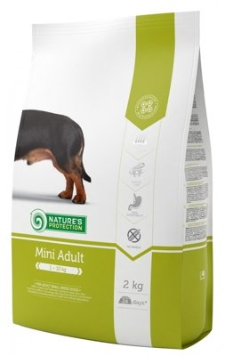 NATURES PROTECTION Mini Adult 2kg