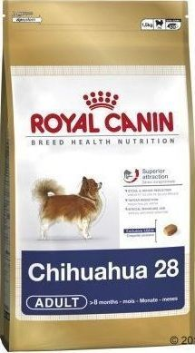 ROYAL CANIN Chihuahua 28 Adult 1,5kg + 12x Chihuahua Adult 85g