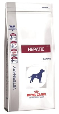 ROYAL CANIN Hepatic HF 16 12kg